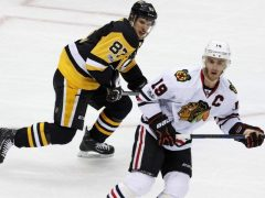Blackhawks vs Penguins