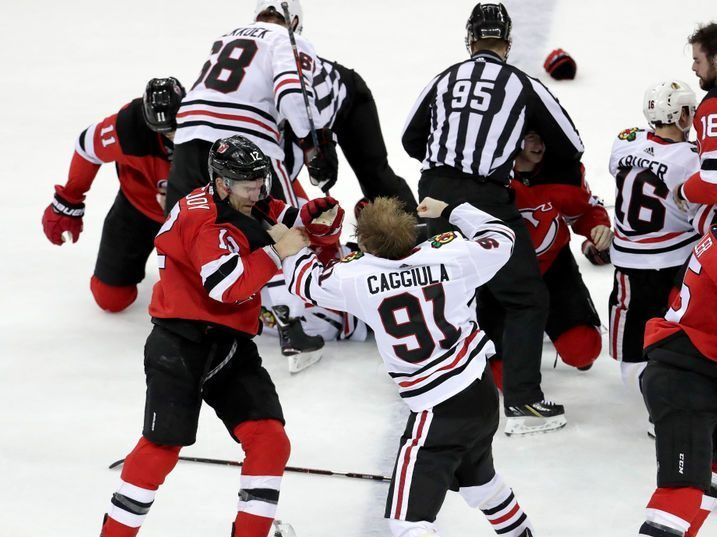 Preview/Game thread: Chicago Blackhawks vs. New Jersey Devils