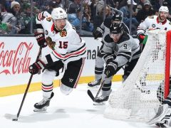 Blackhawks Kings