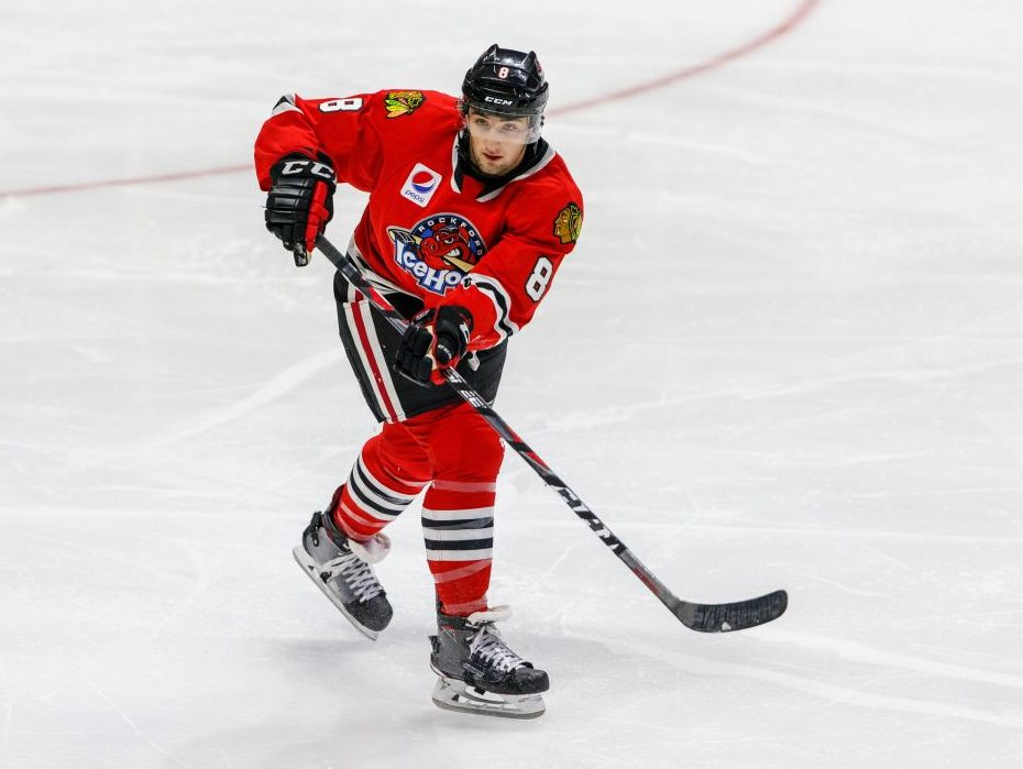 The-Rink's Blackhawks prospect pyramid: Blood, sweat and tiers, part three