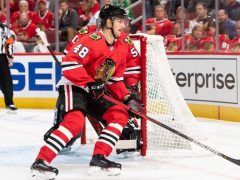 Philip Holm Blackhawks