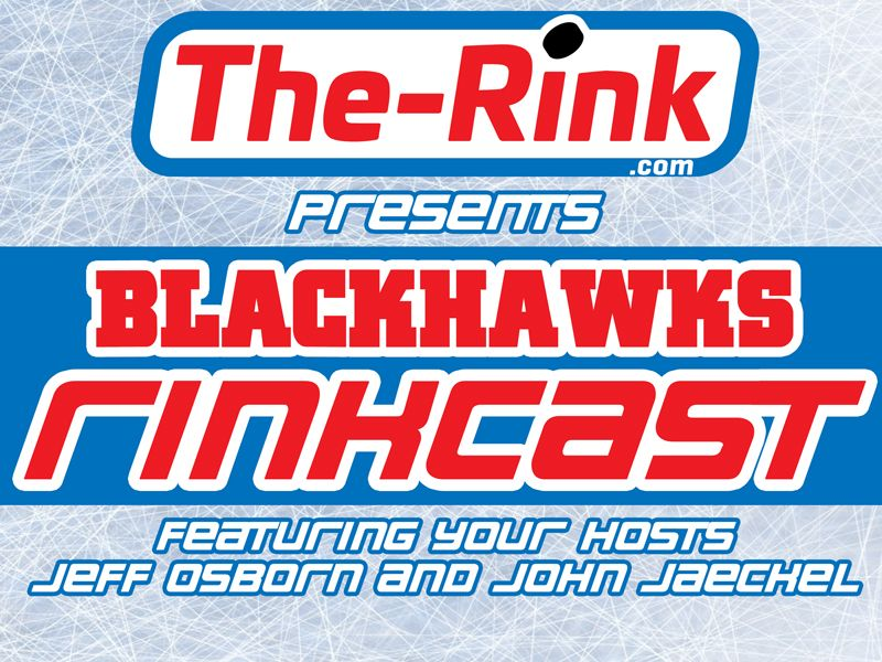 Blackhawks Rinkcast – Season 3, Episode 21 – Return to Play with GameOnPodcast