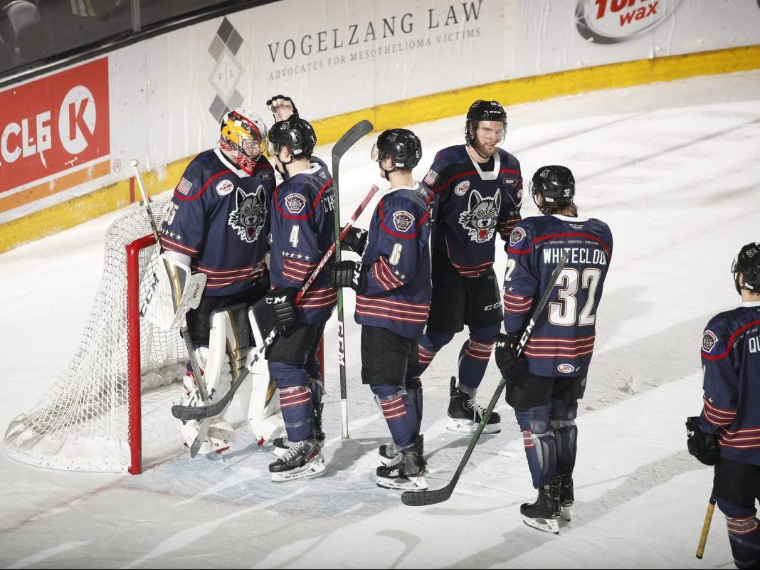 From the Wolves Den: Wolves split home weekend