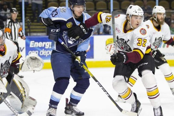 Wolves at Admirals 2