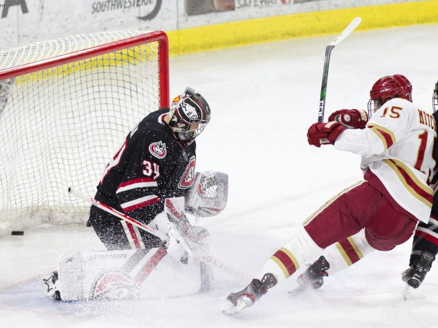 Ian Mitchell Leads DU to 6-3 win over St. Cloud