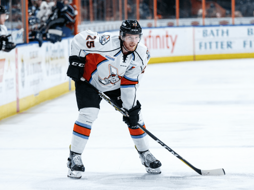 Indy Fuel trade for Cliff Watson and Ryan Van Stralen