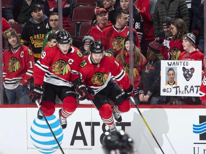 Along the Boards: Blackhawks lose 2–1 in overtime to Original Six foe Boston Bruins