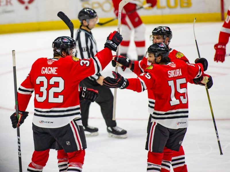 War Pigs Report: IceHogs doing just enough to stay in postseason hunt