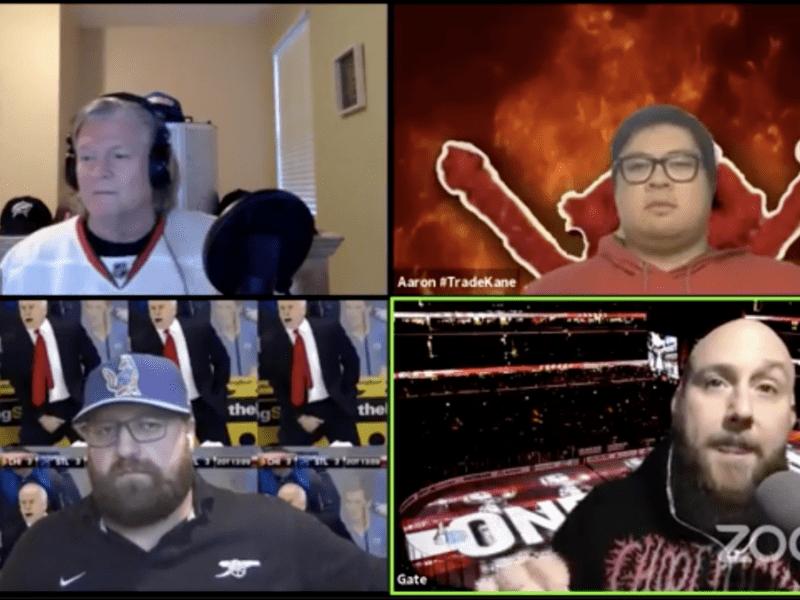 Blackhawks Rinkcast – Season 3, Episode 18 – McDonough Down!