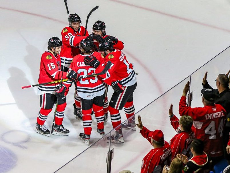 Sikura, IceHogs start fund for healthcare workers during COVID-19