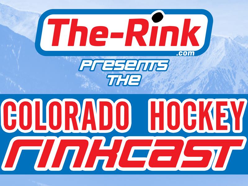 Colorado Hockey Rinkcast S1 Ep1 – The-Rink.com's Colorado Eagles expert Marie Sexton