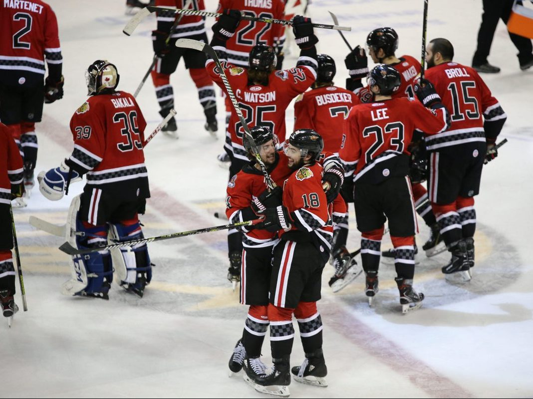 Fuel Tank: Return to play yields three wins out of four