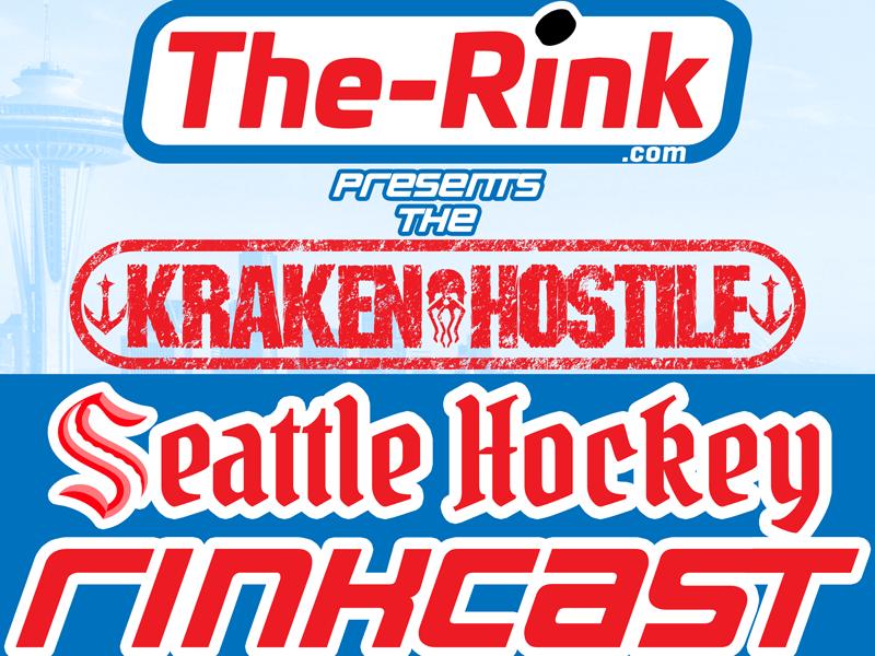 Kraken Hostile Seattle Rinkcast, Season 1 Episode 4 – 32 Krew's Brandon Seeley