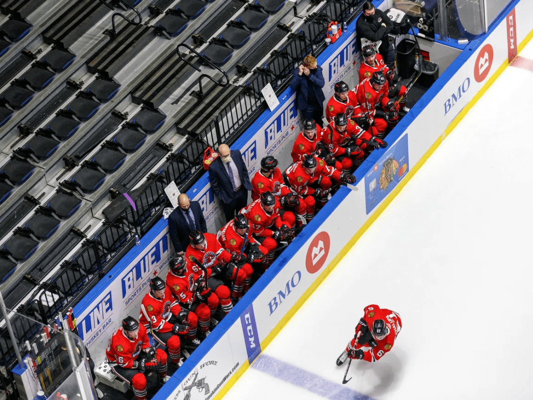 IceHogs start 0–2 but prospects show promise