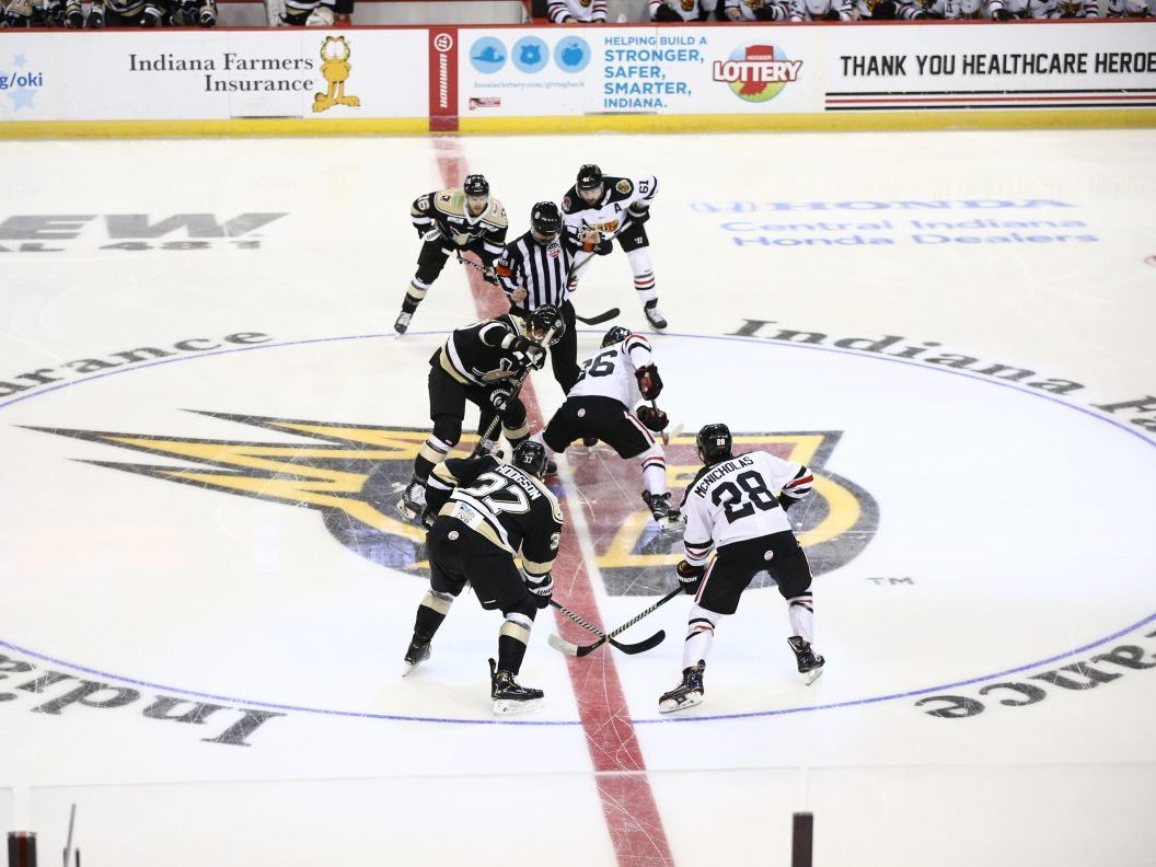 Fuel Tank: Indy splits home-and-home with Wheeling Nailers