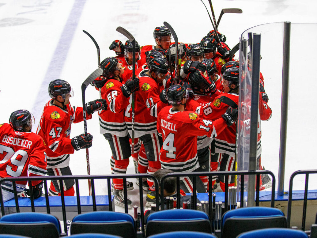 Rockford IceHogs: Hogs playing better while searching for consistency