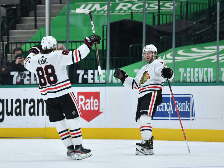 RECAP: Chicago sneaks out lone victory in three underwhelming efforts