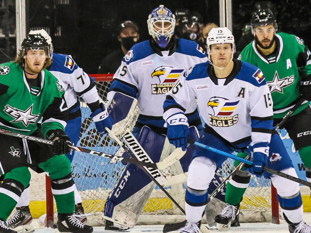 Colorado Eagles: Red-hot in Texas, Jean-Luc Foudy, and what comes next