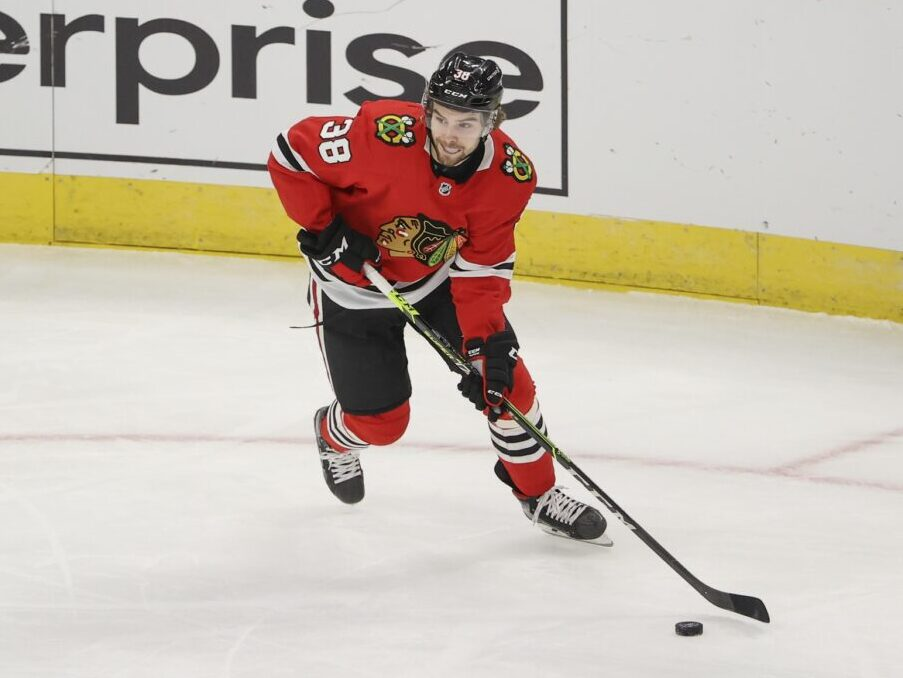RECAP: Blackhawks' push for playoffs ends with a whimper