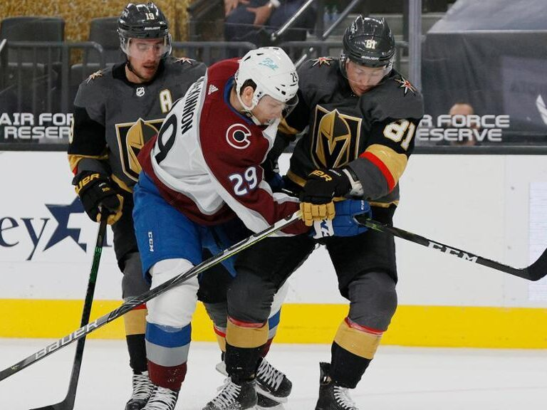 Notes from Game 5: Where in the world is Nathan MacKinnon?