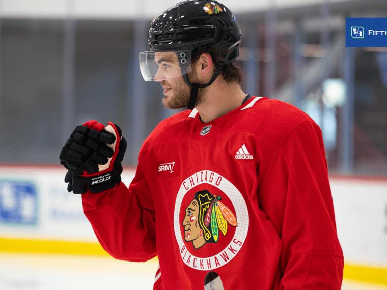 Chicago Blackhawks release training camp roster