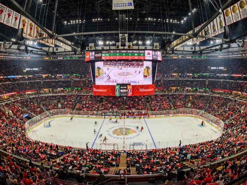 United Center announces COVID-19 requirements, Blackhawks make front office changes