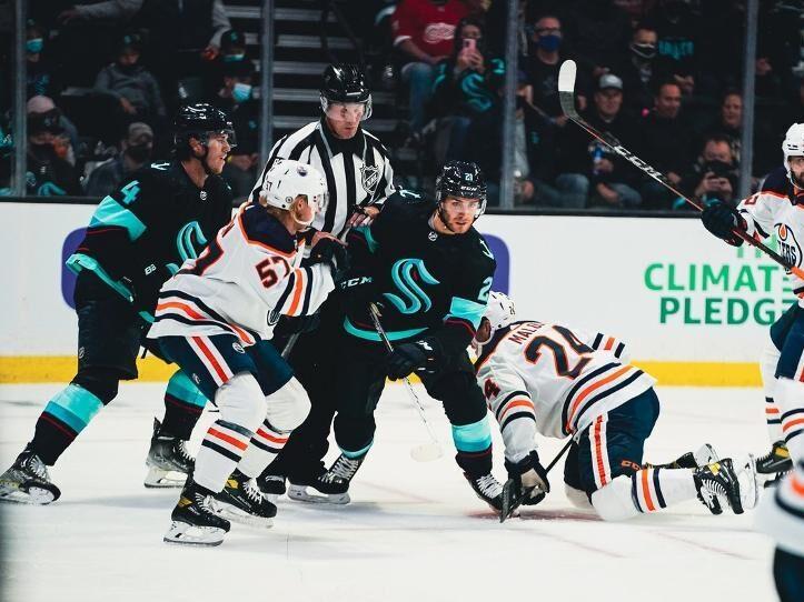 RECAP: Kraken get revenge, beat Oilers 2–1 in overtime