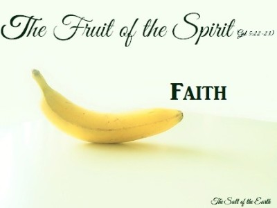 the fruit faith