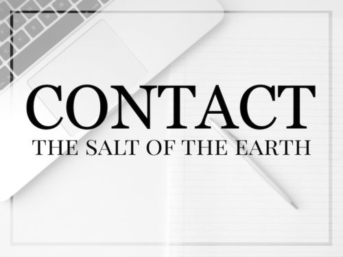 contact salt of the earth