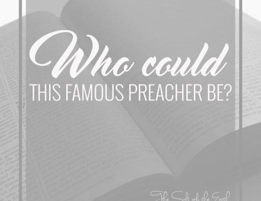 famous preacher