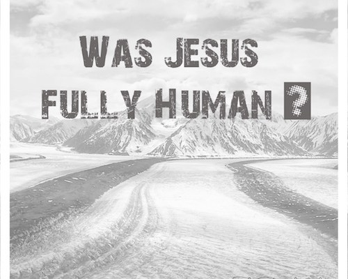 Was Jesus fully Human