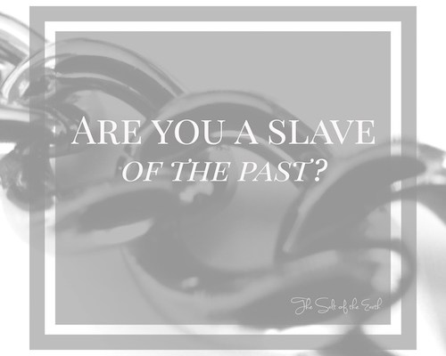 slave of the past