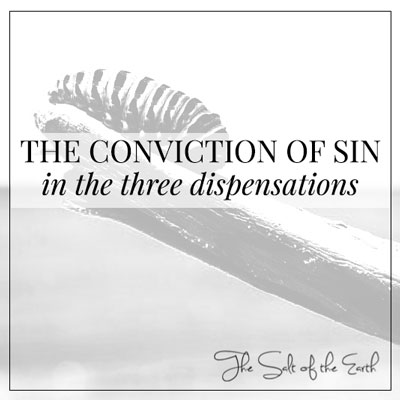 conviction of sin