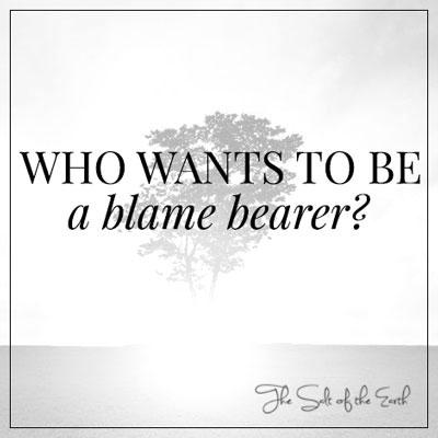 blame bearer