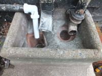 Outside Drain Pipe