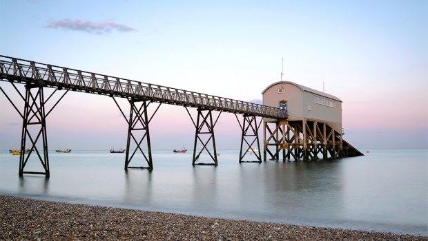 The Selsey Lifeboat station