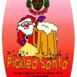 Pickled Santa