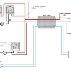 Power Window Switch Wiring Diagram Of Split Type Aircon 65 Gto Windows