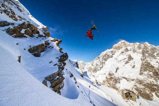 Courmayeur Mont Blanc Funivie is opening two new slopes with amazing panoramic views.