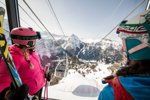 Val di Fassa is waiting for you