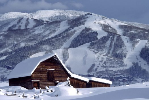 Steamboat Resort - Barn - Photo: Loryn Kaster - Alterra Resorts