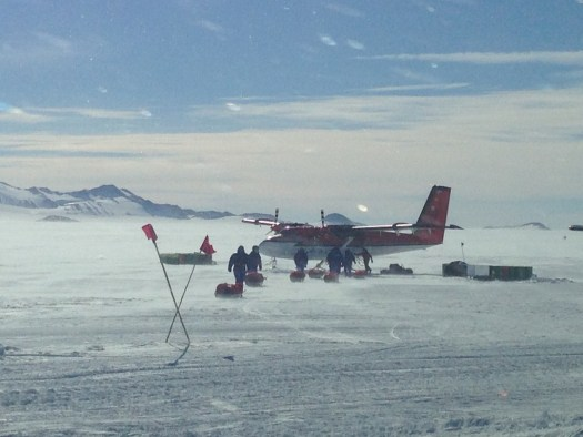 Ice Maidens - UK Army Antarctic Ice Maiden
