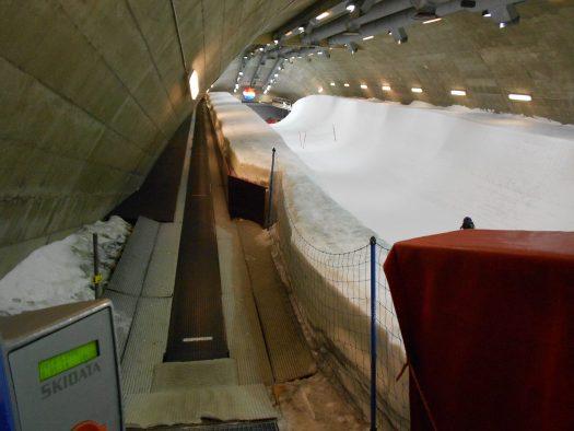 Indoor slope in Finland - Photo copyright - Laurent Vanat