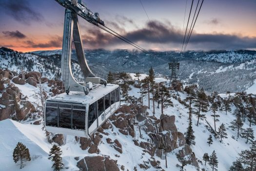 Squaw Valley Funicular - Alterra Mountain Resorts. Squaw is number 5th resort in the list of more expensive ski resorts in the USA to ski.