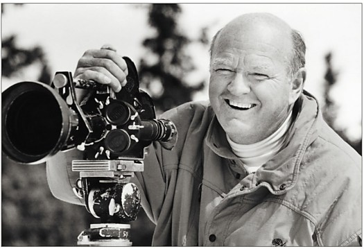 Warren Miller died at his Orcas Island home on Jan 24th.