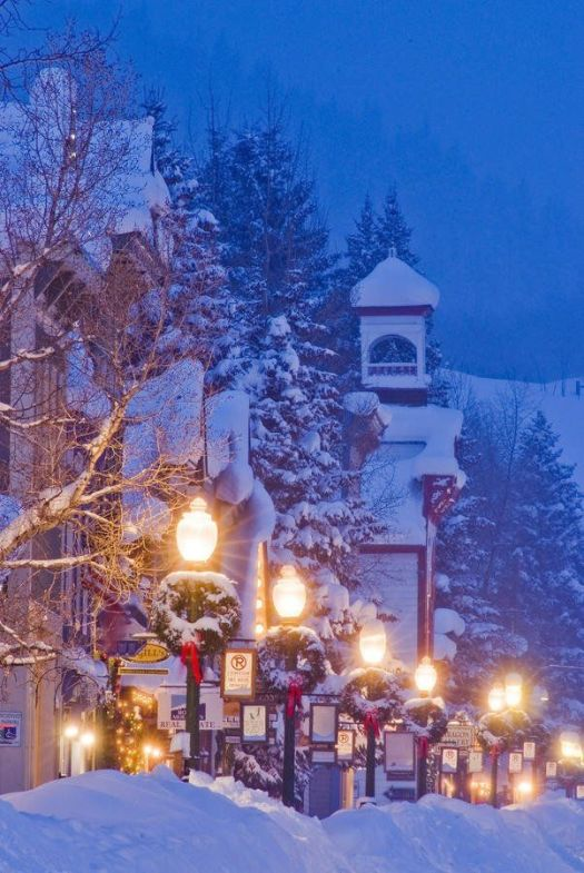 Crested Butte's Main Street.