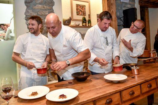 Mountain Gourmet Experience 2018 - Courmayeur Mont Blanc.