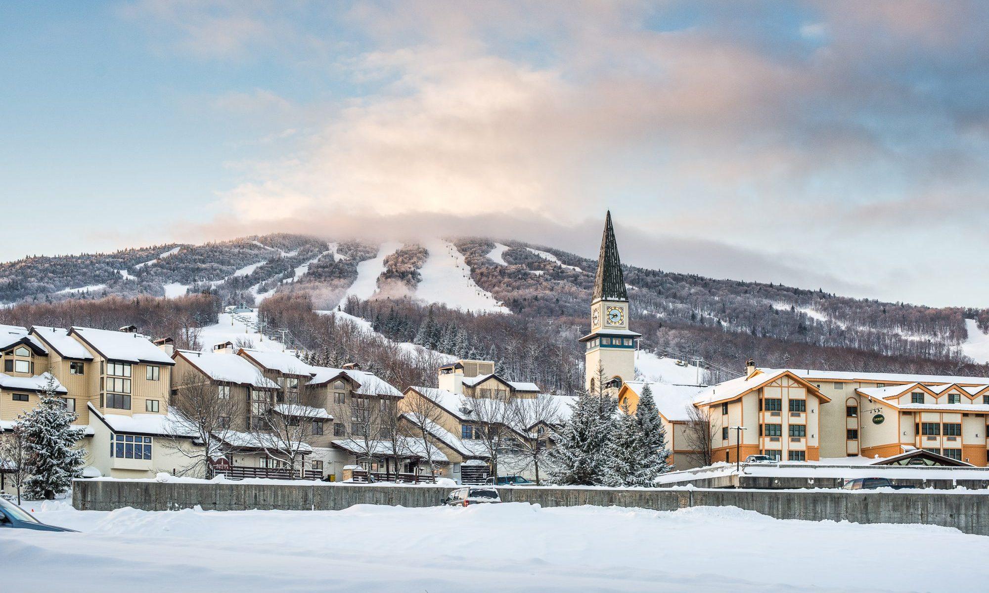 Stratton Mountain- Vermont- Alterra Mountain Company Announces $181 Million in Capital Improvements for the 2019/2020 Winter Season.