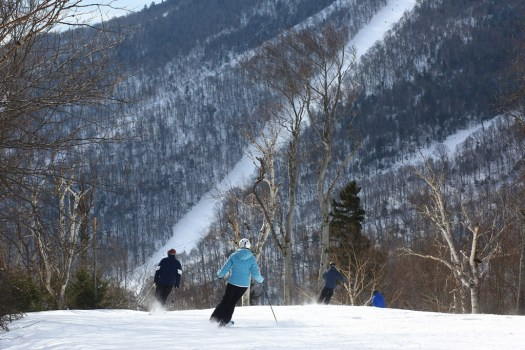 Sugarbush- a beloved resort on the East of the United States.