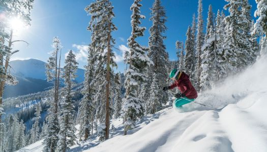 Winter Park's powder - Photo by Jaquline Thomas- Cfrey. Alterra Mtn Co. Alterra expects to sell 250,000 Ikon ski passes while Vail Resorts Epic Pass sales are up thanks to the $99 military pass.